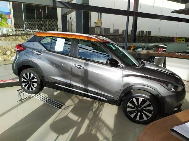 Nissan Kicks SL Pack 1.6 Cvt Xtronic 2020/2020 0km top + Taxa Selic* em 36 meses !!! - Foto 8