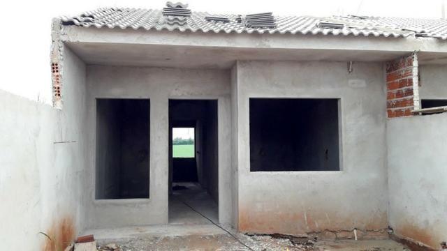 Casa em construção no Florais com opção de porão