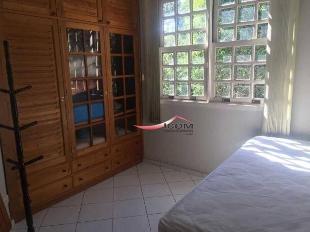 Apartamento com 2 dormitórios à venda, 61 m² por R$ 340.000,00 - Itaipava - Petrópolis/RJ - Foto 5