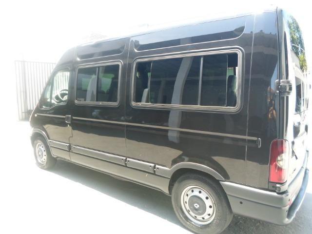 Master Bus 2.5 08 16 lugares Diesel Periciada. Entrada R$8.740,00+48x 1.125,43 - Foto 3