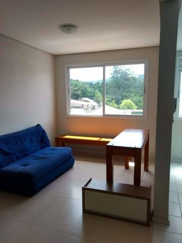 Apartamento 2 dormitórios mobiliado, na avenida Bento Gonçalves - Foto 9