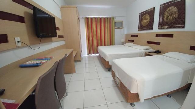 Apartamento com 01 Quarto, Lagoa Quente Hotel, em Caldas Novas GO - Foto 4