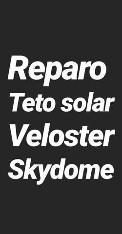 Reparo teto solar Veloster skydome