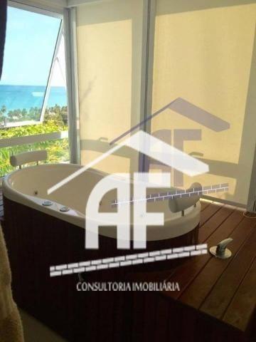 Mansão de luxo condomínio em Jacarecica - Com 5/4 todos suítes, Ótima oportunidade - Foto 14