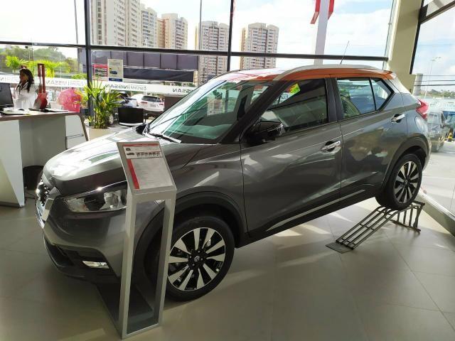 Nissan Kicks SL Pack 1.6 Cvt Xtronic 2020/2020 0km top + Taxa Selic* em 36 meses !!! - Foto 2