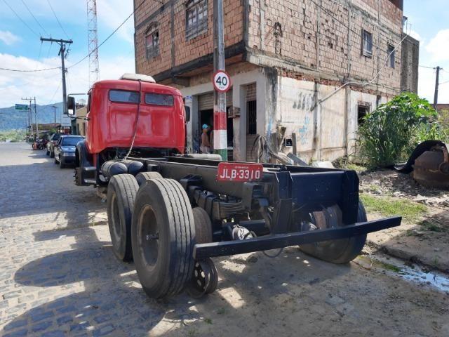 Vende-se um caminhão 13 13 - Foto 4