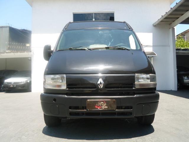 Master Bus 2.5 08 16 lugares Diesel Periciada. Entrada R$8.740,00+48x 1.125,43