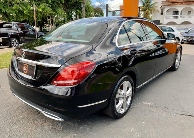 MERCEDES-BENZ C180 EXCLUSIVE 1.6 16V T4P 2015 - Foto 5
