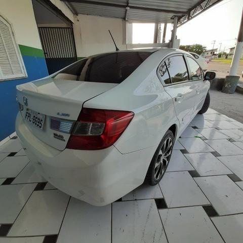 Honda Civic 2.0 carro lindo - Foto 3