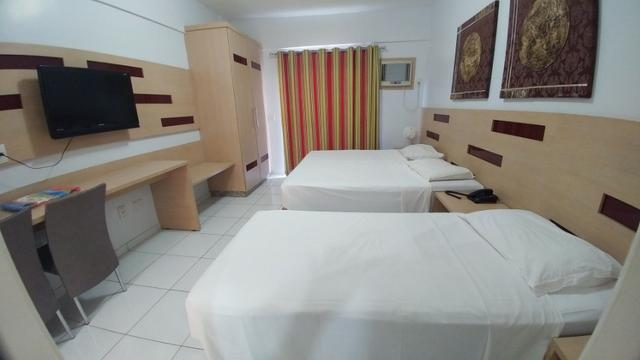 Apartamento com 01 Quarto, Lagoa Quente Hotel, em Caldas Novas GO - Foto 3