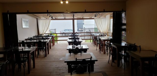 Restaurante/lanchonete completa