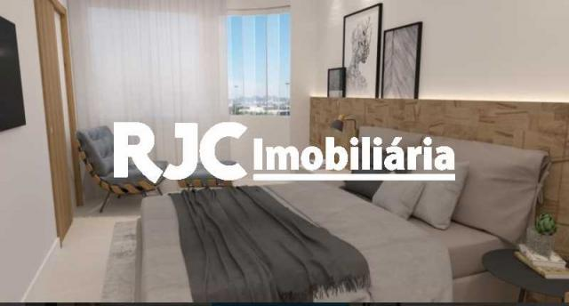 Apartamento à venda com 2 dormitórios em Glória, Rio de janeiro cod:MBAP24787 - Foto 6