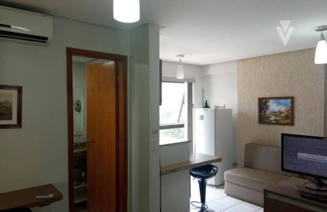 Flat com 1 dormitório para alugar, 30 m² por R$ 1.500,00/mês - Setor Oeste - Goiânia/GO - Foto 9