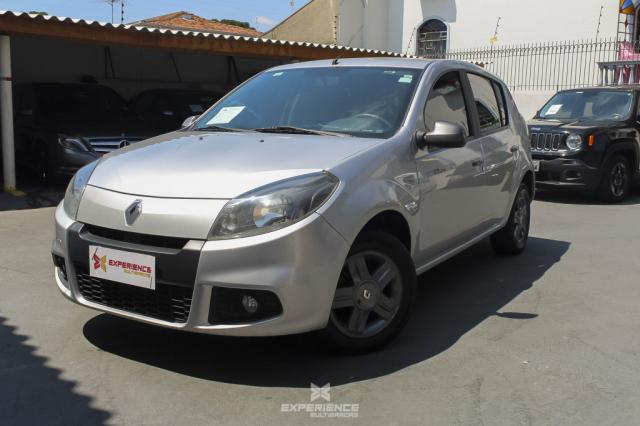 RENAULT SANDERO 1.0 TECH RUN 16V FLEX MANUAL