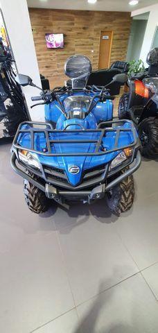Quadriciclo cforce 450L