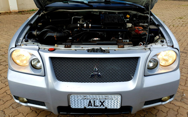 Aceita Troca Pajero Sport 2.5 HPE 4x4 Automático Baixo Km - Foto 5