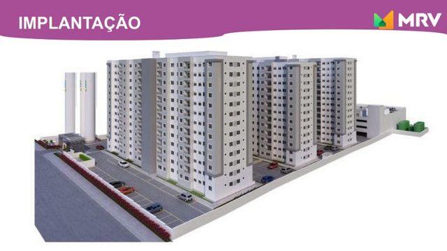 Duque de Caxias - Antecipe se apartamento 2 Qrto(1 SUÍTE) com varanda -ótima localização - Foto 8