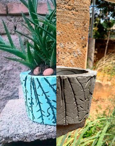 Vaso de cimento - Foto 3
