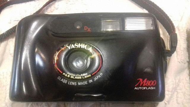 Vendo máquina fotográfica analógica raridade. - Foto 2