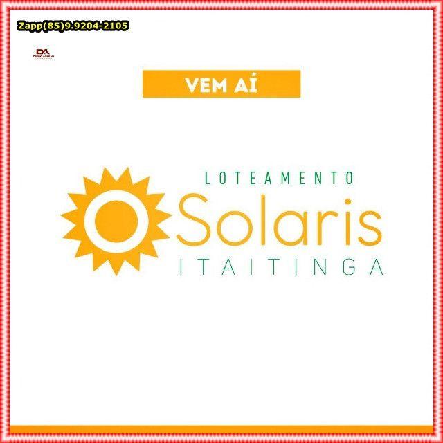 Solaris Loteamento ( Não perca tempo , venha investir)$@$ - Foto 2