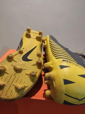 Chuteira Nike Mercurial N° 35 - Foto 3