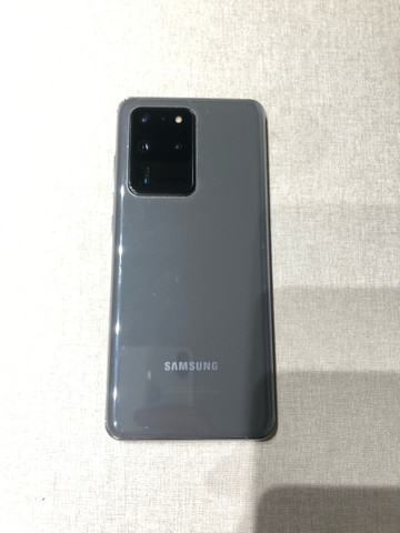 Samsung Galaxy S20 Ultra 128 Gb usado  - Foto 3