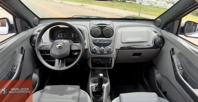 2011 Chevrolet Agile LT - Foto 9