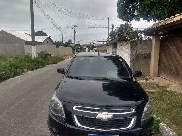 Cobalt 2012 ltz com GNV carro filé em meu nome - Foto 5