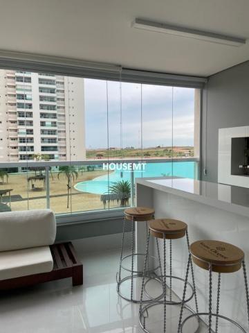 Condomínio Residencial Brasil Beach Com 3 quartos - Foto 3
