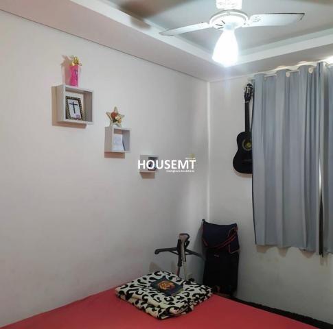 Apartamento No Condomínio Chapada Dos Montes - Foto 5