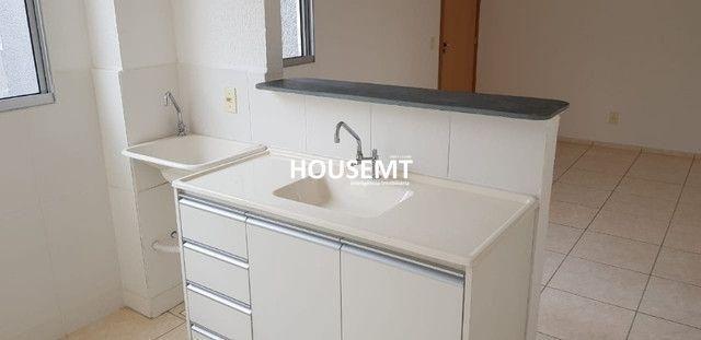 Apartamento novo no condomínio Chapada da Serra - Foto 3