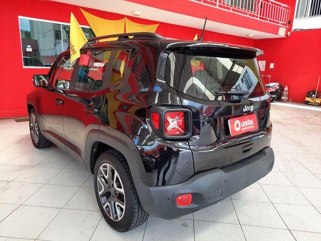Jeep renegade longitude muito novo!!!! ipva 2021 grátis!!! - Foto 7