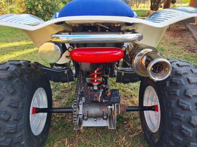 Quadriciclo Honda 400 - Foto 4