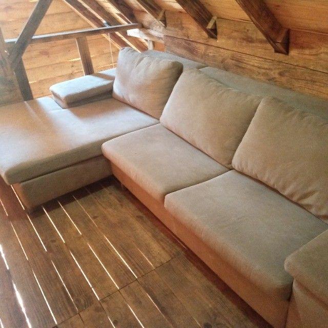 sofá - com pouco uso - Foto 2