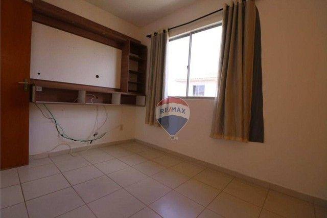 Apartamento com 3 dormitórios à venda, 62 m² por R$ 135.807 - Cond. Jasmim - Tarumã Manaus - Foto 6