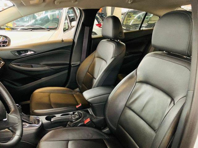 (0009) GM Cruze Turbo LT 1.4 Aut. 2017/2017 Completo - Foto 9