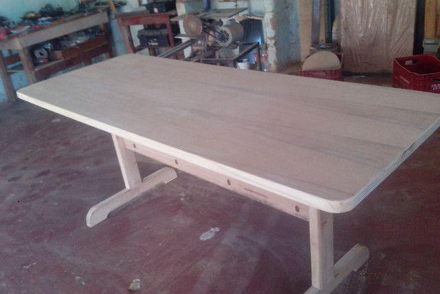 Mesa em madeira sobre encomenda.. - Foto 2