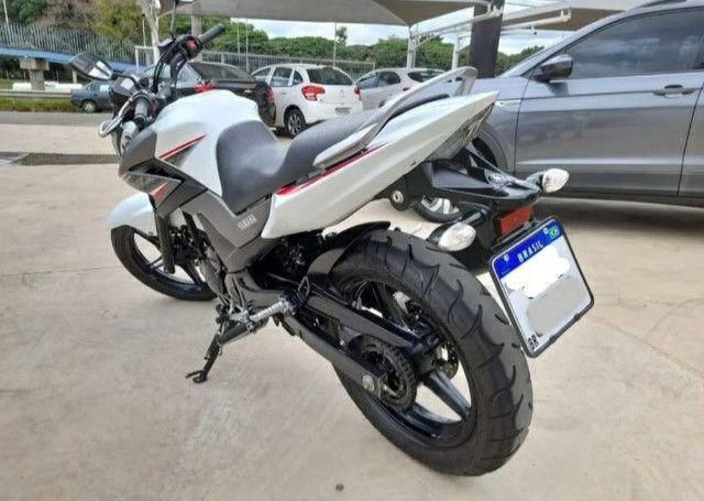 Yamaha Fazer 250 Blueflex 2017 Impecável, Ipva 2021 Pago