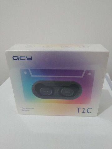 Fone Sem Fio  Qcy T1c Bluetooth 5.0 LACRADO