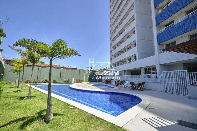 Apartamento com 2 dormitórios à venda, 61 m² por R$ 372.000,00 - Dunas - Fortaleza/CE