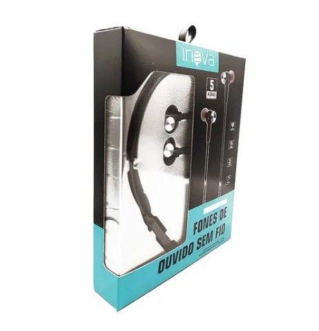Fone de Ouvido Wireless Sem Fio Bluetooth 5.0  - Foto 2
