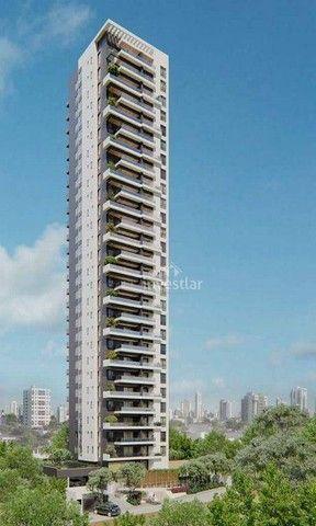 Apartamento com 3 dormitórios à venda, 117 m² por R$ 740.000,00 - Miramar - João Pessoa/PB