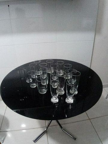 Vendo copos de cristal - Foto 4