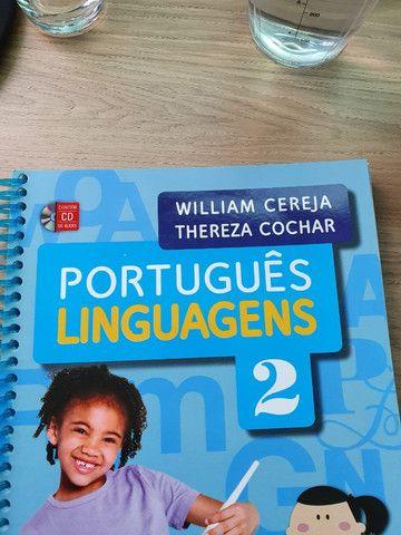 Livro de Português Linguagens 2 - Willian Cereja e Thereza Cochar - Foto 2