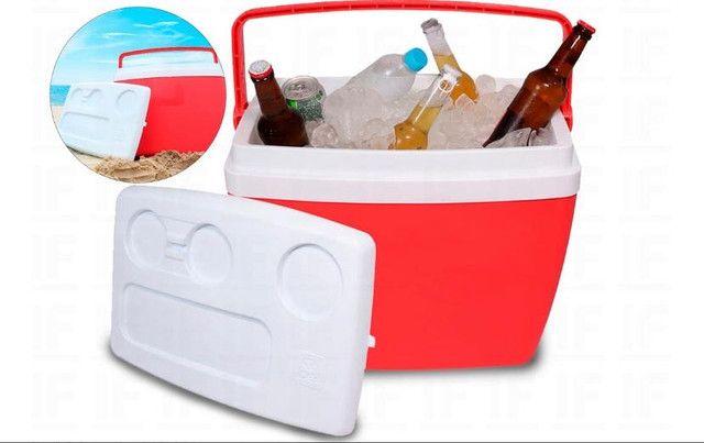 Caixa térmica 18 litros (PROMOÇÃO )