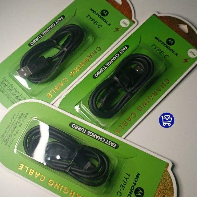 Cabo p/ Carregador Motorola (entregamos) - Foto 2