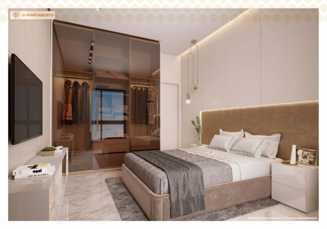 Apartamento à venda, RAVELLO RESIDENCE no Jardim Europa Aracaju SE - Foto 12