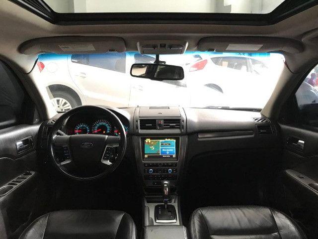 Fusion SEL 3.0 AWD C/Teto - Foto 9