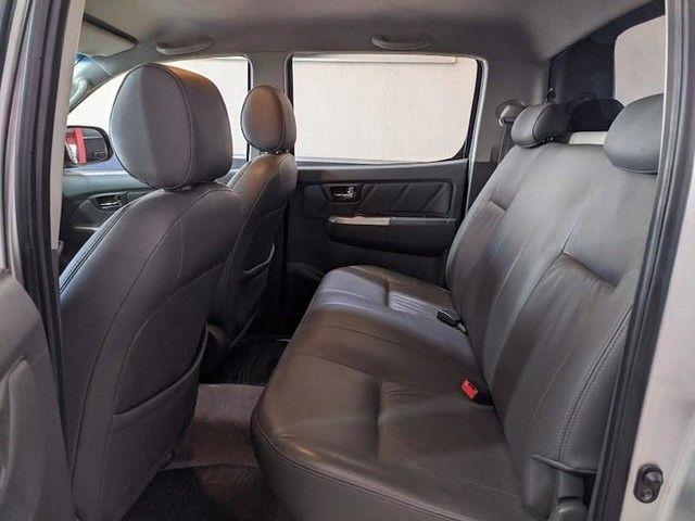 Toyota HILUX CD4X4 SRV - Foto 9