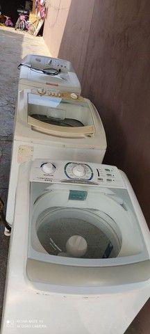 Máquina de lavar REVISADA tudo ok a pronta entrega - Foto 2